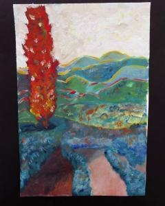 View From the Top - Oil